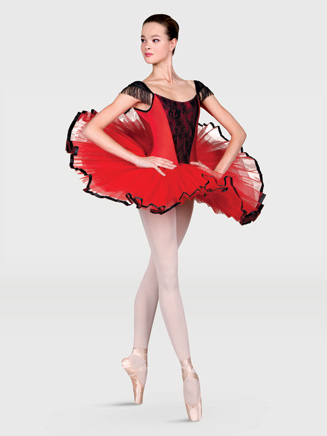 Joceline Professional Stage Tutu - Style No TF1805