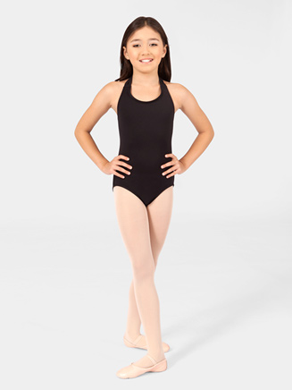 Girls Halter Leotard - Style No TH5108C