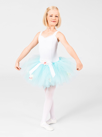 "Tropical Paradise 9"" Tutu - Style No TPT"