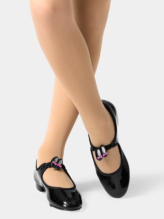 Girls Tap Ties - Style No TT90357