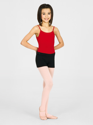Bloch Child Toggle Accent Short for Tweens