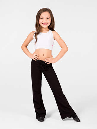 Child Basic Dance Pant - Style No U2088CL