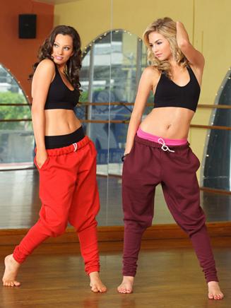 Urban Dancewear Adult and Child Harem Sweatpants
