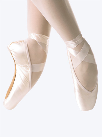 Ulanova Pointe Shoe - Style No ULAI