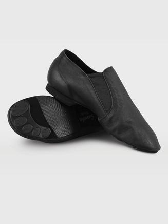 Sansha Touch Adult Leather Full Sole Jazz Shoe