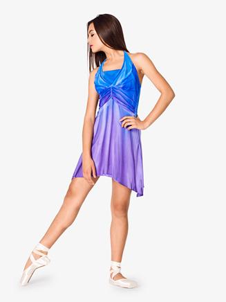 Halter Dress - Style No WCOH