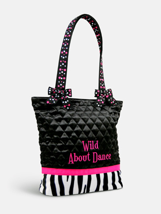Sassi Wild About Dance Tote