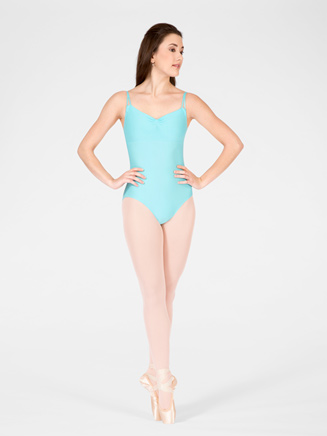 """Calista"" Adult Double Strap Camisole Leotard - Style No WM102"