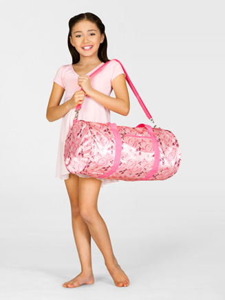 Satin Ballerina Duffle Bag - Style No YT906