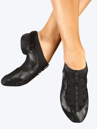 """Fizzion"" Adult Slip-On Jazz Shoe - Style No Z11"
