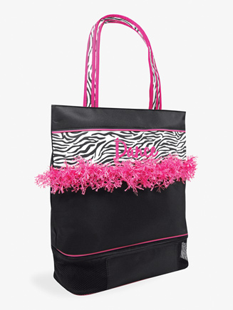 Zebra Tote - Style No ZBR02