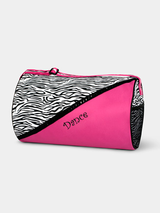 Zebra Duffle Bag - Style No ZBR03