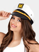 Sailor Captain Hats 2 Dozen - Style No 11618ADW