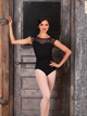 "Adult Cap Sleeve ""Audrey Hepburn"" Leotard - Style No 2043"