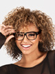 Black Glasses - Style No 24141