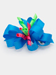 Neon Ribbon Hair Bow