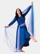 Worship Chiffon Dance Drape - Style No 546