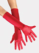 Adult Satin Elbow-Length Gloves - Style No 8B