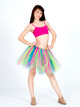Adult Tattered Tutu Skirt - Style No A28169