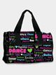 Dance International Duffle Dance Bag - Style No B430