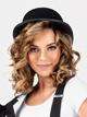 Permalux Bowler Hats 2 Dozen - Style No F20902