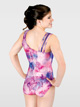 Adult One Shoulder Gymnastic Leotard - Style No G531