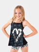 Girls Heart Camisole Top - Style No K5133