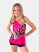 Girls Camisole Dance Top Pink - Style No K5135