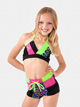 Girls Camisole Bra Top with Cross Back - Style No K5136