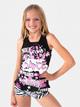 Girls Dance Racerback Tank - Style No K5139