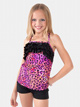Girls Camisole Leopard Top - Style No K5160