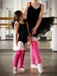 Adult/Girls Bubblegum Legwarmers - Style No LRUFFLE2
