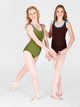 Adult Open Back Tank Dance Leotard - Style No N8445