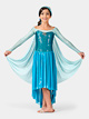 Let It Go Girls Long Sleeve Dress - Style No TH4044C