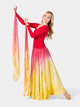 Plus Size Worship Long Skirt - Style No WC105P
