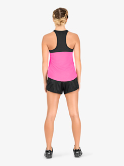 Womens Lightweight Athletic Shorts