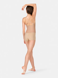 Child Camisole Mid Panel Shorty Undergarment