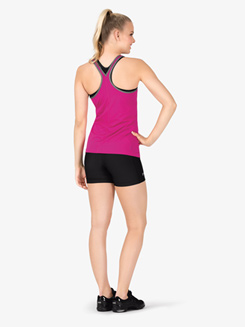 Womens HeatGear Mesh Workout Tank Top