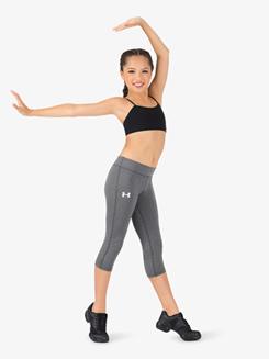 Girls Fitted Fitness Leggings