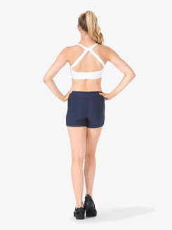Womens Ultra-Tight Workout Shorts