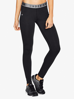 Womens Favorite Logo Waistband Cotton Active Leggings