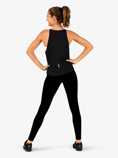 Womens Workout Coolswitch Run Cropped Camisole Top