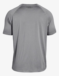 Mens Tech Graphic Short Sleeve Workout Top