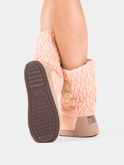 Adult Sofia Knit Boots
