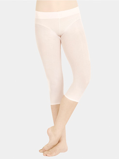Adult Ultra Soft Hip Rider Capri Tight