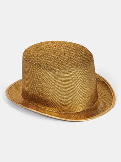 Glitter Top Hats 1 Dozen