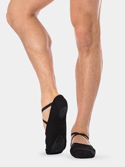 TotalSTRETCH Adult Split-Sole Canvas Ballet Slipper