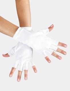 Adult 8 Fingerless Gloves