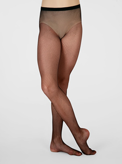 Adult Studio Basics Seamles Fishnet Tight