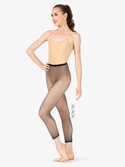 e26402839aa2a Leg Avenue Womens Shredded Footless Dance Tights Item: LA7306